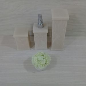 Kit decor 3 peças